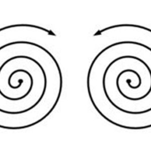 La Spirale - 1er Exercice pendule divinatoire & radiesthésie