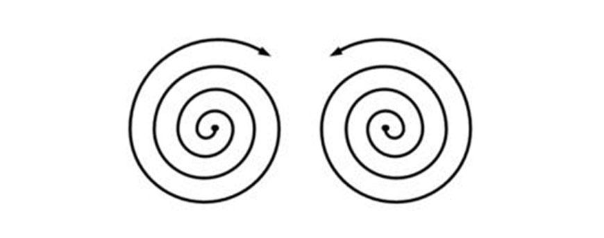 exercice pendule spirale