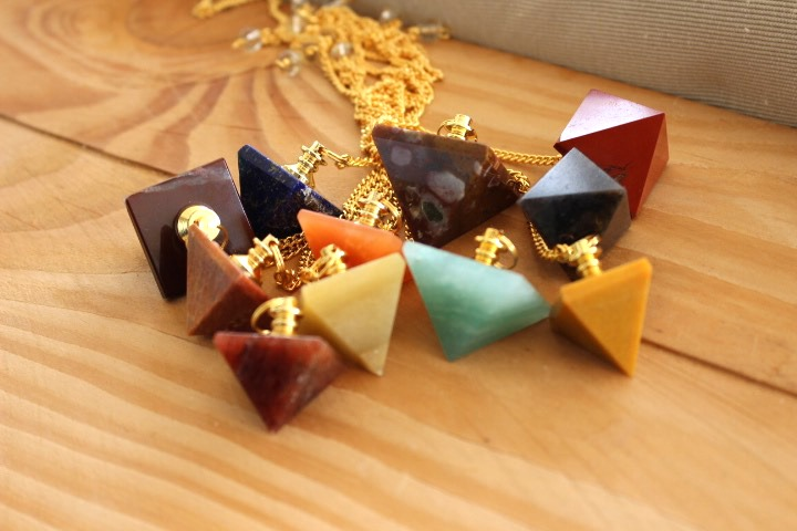 pendules pyramide