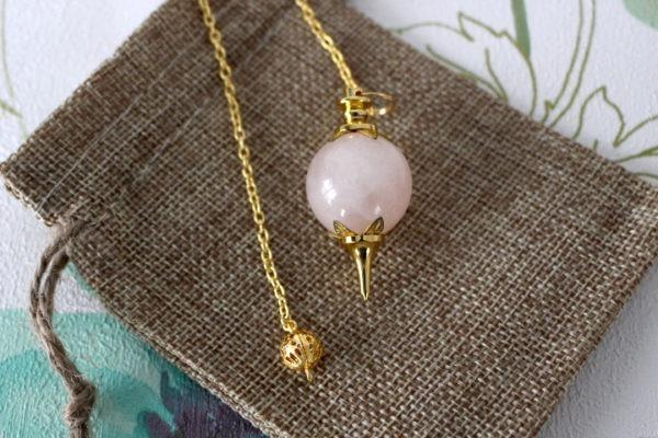 pendule quartz rose séphoroton