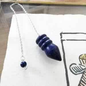 Pendule-egyptien-lapis-lazuli
