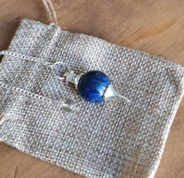 pendule-lapis-lazuli-radiesthesie