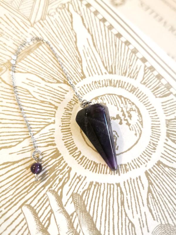 pendule-radiesthesie-amethyste-cone