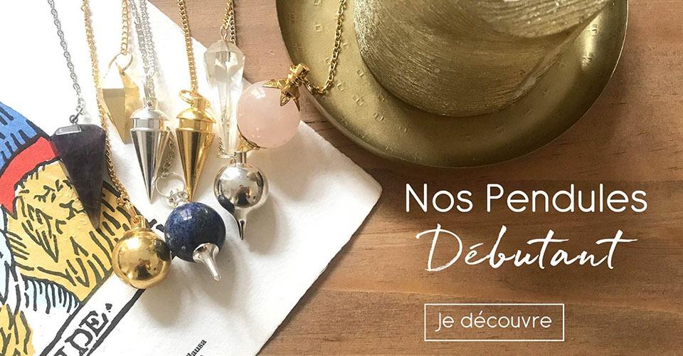 Le Monde Du Pendule Pendule Divinatoire Radiesthesie Livraison Gratuite