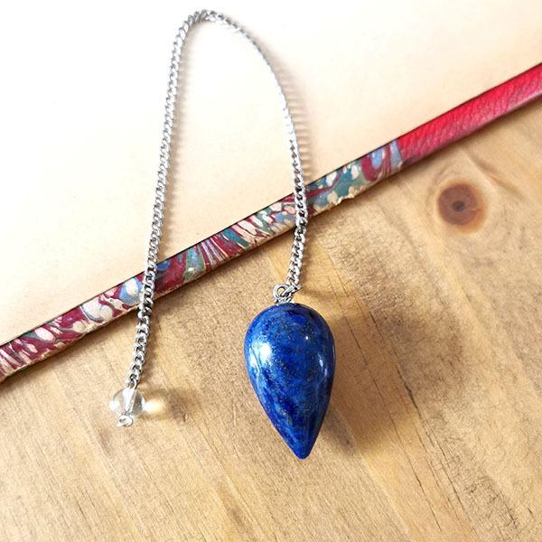pendule-divinatoire-goutte-lapis-lazuli